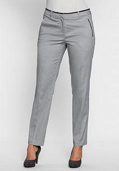 sheego Class Úzké strečové kalhoty