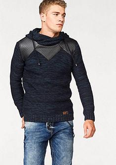 Cipo & Baxx kapucnis pulóver