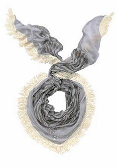 Seeberger Trojúhelníkový šátek