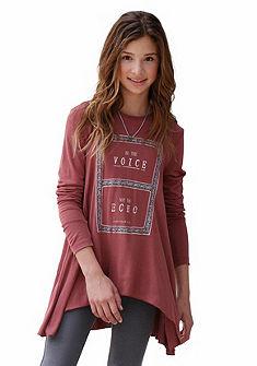 Buffalo Dlouhé tričko s kontrastním panelem, pro dívky