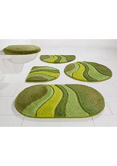 Fürdőszobaszőnyeg, my home, »Rosalia«, vastagság 20 mm, csúszásgátló hátoldallal
