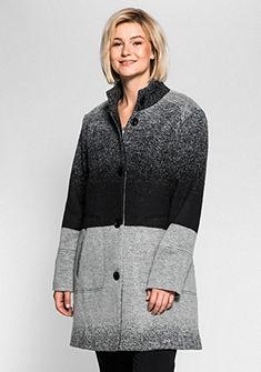 sheego Style Krátky kabát