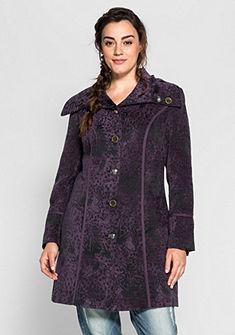 Joe Browns Žakárový kabát s vysokým límcem