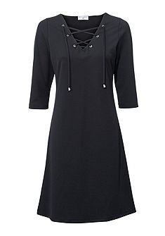 Žerzejové šaty