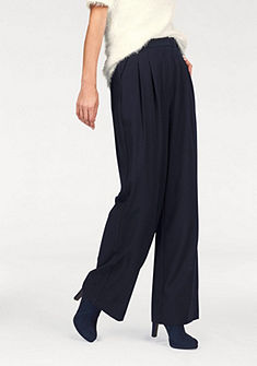 Tamaris Plisované nohavice