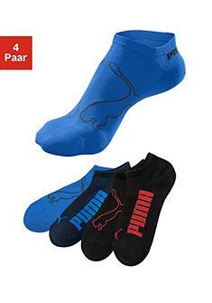 Puma Nízke ponožky (4 páry)