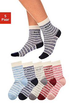 H.I.S Ponožky (5 párov)