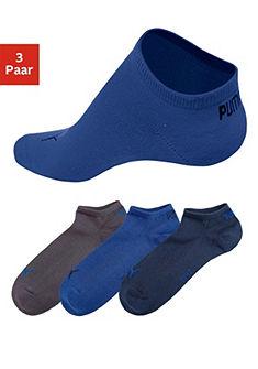 Puma Kotníčkové ponožky (3 páry)