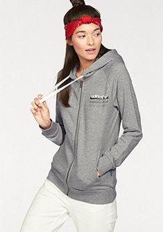 adidas Originals kapucnis hosszú ujjú felső »FZ HOODIE FT«