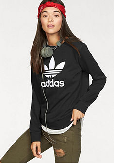 adidas Originals Mikina »TREFOIL CREW SWEATER«