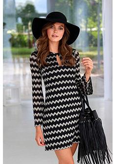 Melrose krajkové šaty