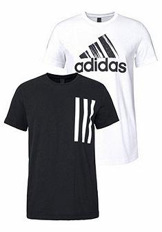 adidas Performance Tričko »2IN1 PACK« (po 2 ks)