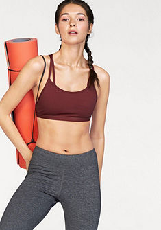 Reebok Sportovní podprsenka »HERO STRAPPY BRA«