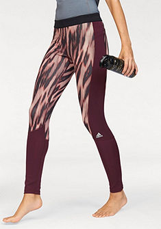 adidas Performance Sportovní legíny »TECHFIT LONG TIGHT PRINT«
