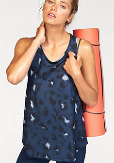 adidas Performance Sportovní top »ESSENTIALS LOOSE TANK AOP«