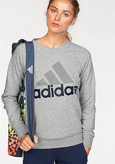 adidas Performance Mikina »ESSENTIALS LINEAR CREWNECK Mikina«
