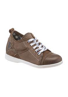 Spieth & Wensky Dětská obuv s koženou špičkou