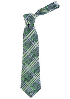 Krojová kravata z hodvábu