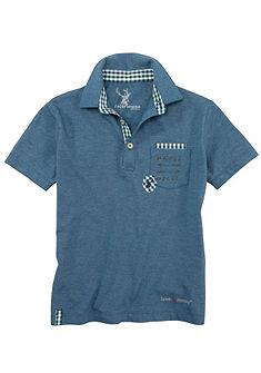 Spieth & Wensky Krojové dětské tričko polo
