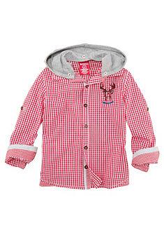 BONDI Dětská krojová košile s motivem jelena