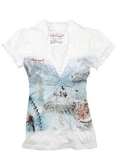Stockerpoint népviseleti női póló karcsúsított fazonban