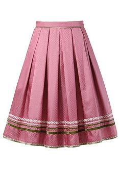 Krüger Collection Krojová sukňa vkmitavom strihu