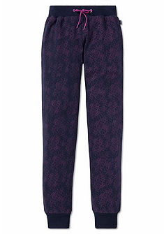 Schiesser hosszú mintás pizsama nadrág