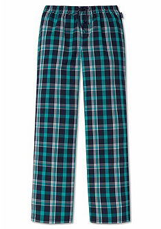 Schiesser Pyžamové kalhoty kostkované