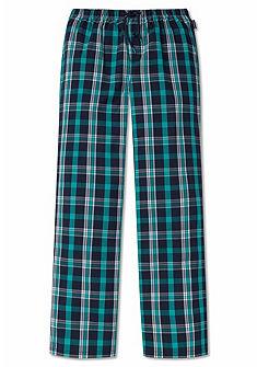 Schiesser hosszú kockás pizsama nadrág
