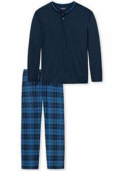 Schiesser Dlhá pyžama