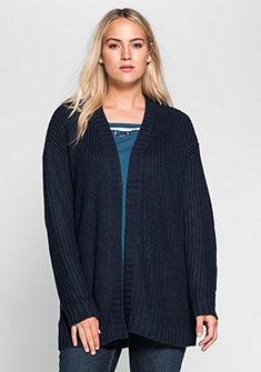 sheego Casual Klasický svetřík ze silné pleteniny