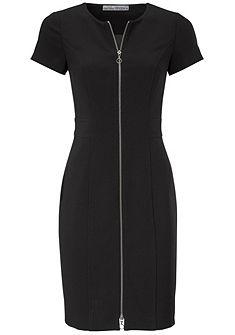 ASHLEY BROOKE by heine Puzdrové šaty so zipsom