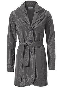 ASHLEY BROOKE by heine Prechodný kabát so šálovým golierom