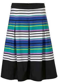 ASHLEY BROOKE by heine Pruhovaná sukně