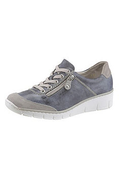 Rieker telitalpú sneaker cipő