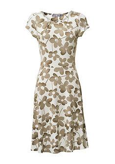 ASHLEY BROOKE by Heine alakformáló nyomott virág mintás ruha