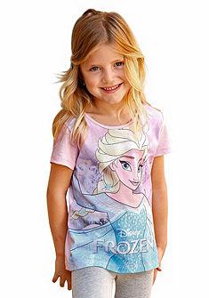 Disney póló Jégvarázs motívummal, lányoknak