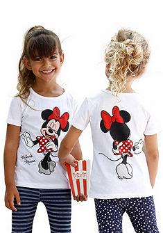 Disney Tričko pro dívky »Minnie Mouse«