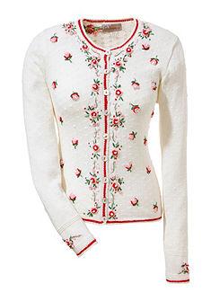 Stockerpoint Krojový sveter s aplikáciami