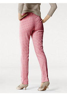 PATRIZIA DINI by heine Vzorované kalhoty