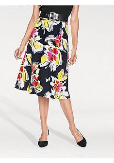 ASHLEY BROOKE by heine Květinová sukně