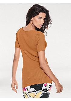 ASHLEY BROOKE by Heine finomkötésű bordás pulóver