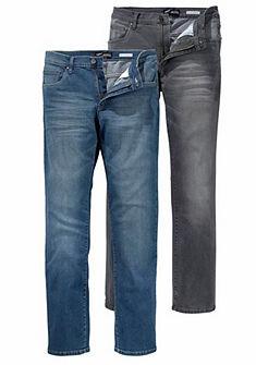 Arizona Elastické kalhoty »Willis« (2 ks)