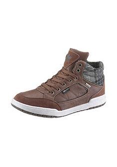 Lico Šnurovacie vysoké topánky »Malte«