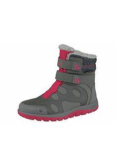 Jack Wolfskin outdoorové zimné čižmy »Providence Texapore High Velcro Girls«