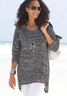 Plážový pulóver