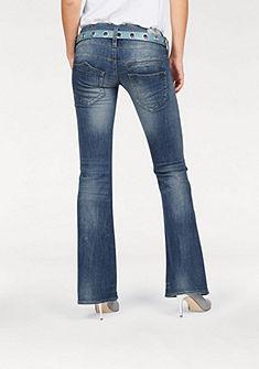 Herrlicher Rozšířené džíny »Pitch Flare«