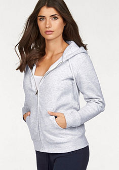 Fruit of the Loom kapucnis hosszú ujjú felső »Lady-Fit Premium hooded Sweat Jacket«