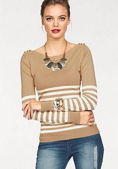 Melrose Pruhovaný pulovr
