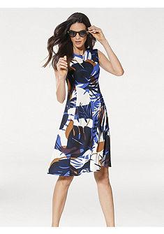 ASHLEY BROOKE by Heine alakformáló nyomott mintás ruha
